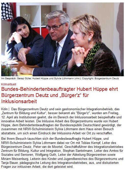 Bürgerz Deutz